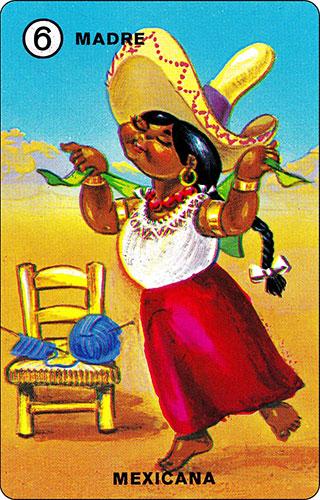 Familias 7 países Mexicana 2