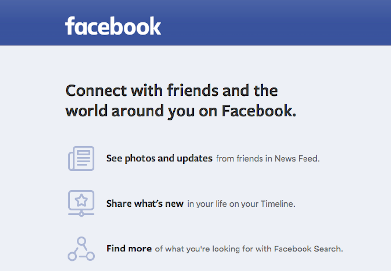Facebook cleans up fake accounts