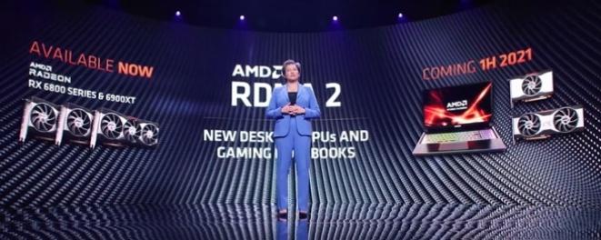 AMD Radeon RX 6700 XT RDNA 2