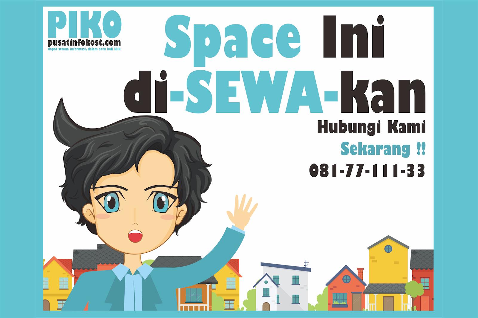 SpaceIklanDisewakan