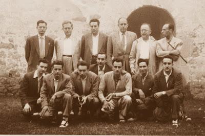 II Torneo Nacional de La Pobla de Lillet-1956