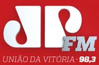 Ouvir a Rádio Jovem Pan FM 98,3 de União da Vitória PR Ao Vivo e Online