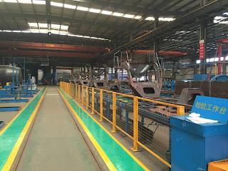 nhà máy sản xuất tank chở khí hóa lỏng