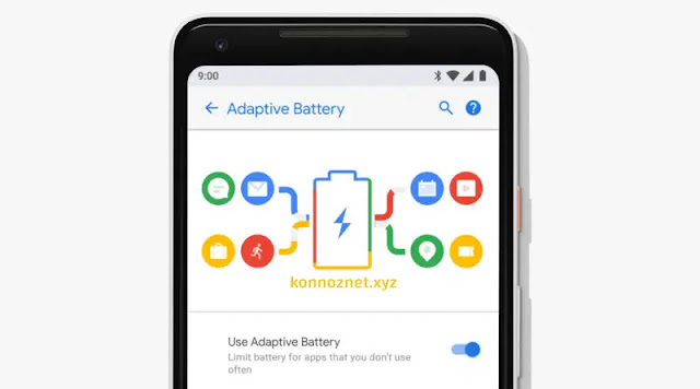 بطاارية Android و iOS