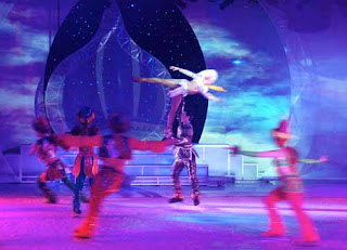 Ice Show Royal Caribbean Cruise