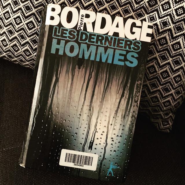 Les derniers hommes, Pierre Bordage
