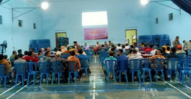 Babinsa Ikut Sukseskan Program Pemerintah Desa