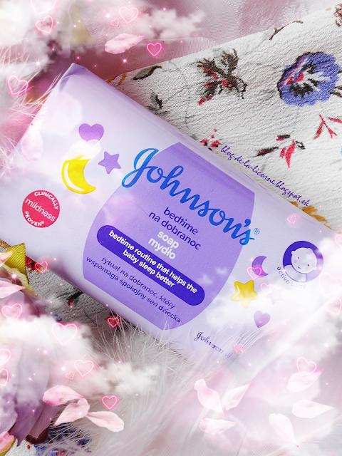 Johnson's Baby Bedtime mydlo pre dobrý spánok recenzia