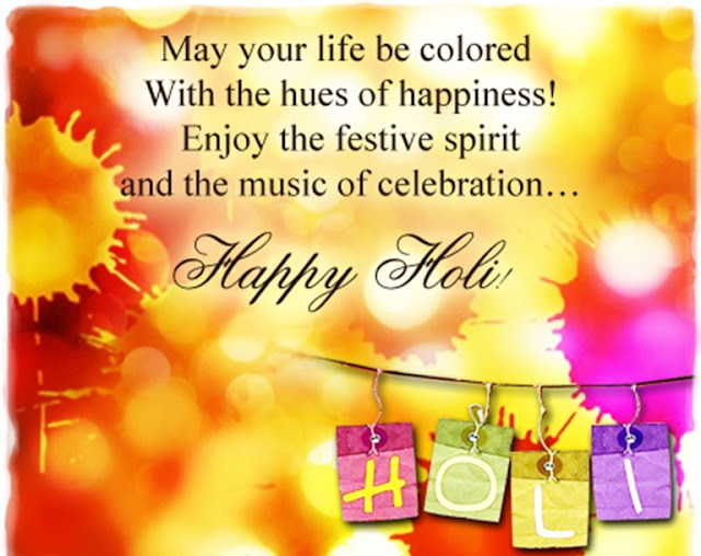 Holi Greetings 2021