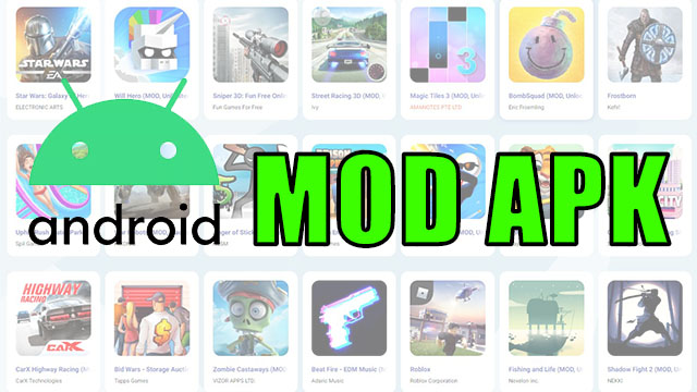 5 Situs Download Mod APK Android Terpercaya
