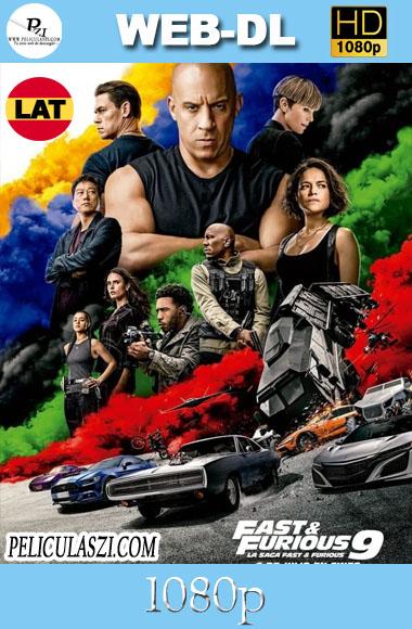 First Look F9: The Fast Saga (2021) FULL HD WEB-DL 1080p Dual – Latino