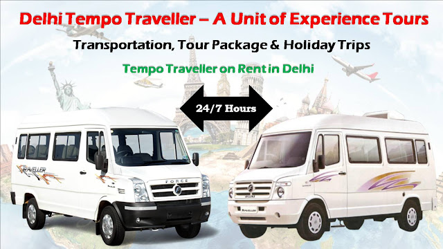 Unforgettable Road Trip by Tempo Traveller on Rent in Delhi