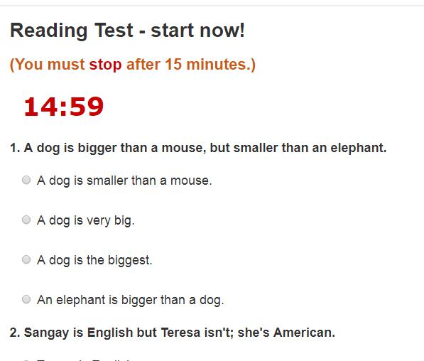 اختبار-English-Club