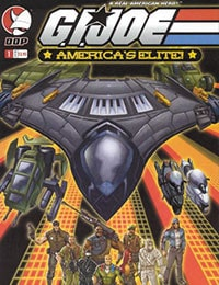 G.I. Joe: Data Desk Handbook