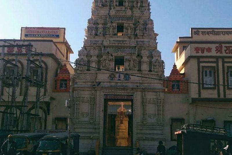 lakshminarayan temple   somnath