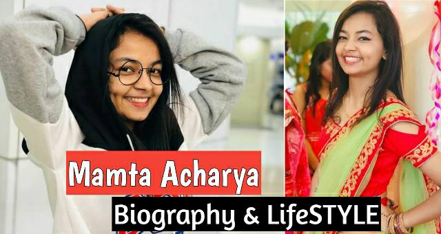 Mamta Acharya (Dimple Girl) - Biography Lifestyle Income House Boyfriends