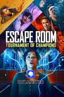 Escape Room: Tournament of Champions 2021 Dual Audio Hindi [HQ Dubbed] 1080p HDRip