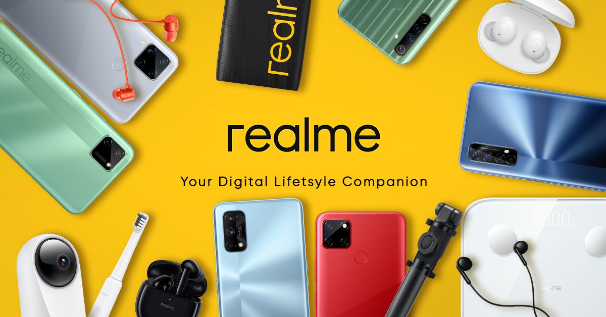 realme starts 2021 with multiple awards under its belt