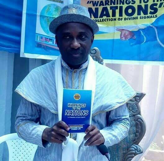 Documented! Primate Ayodele's 11 Newly Fulfilled Prophecies
