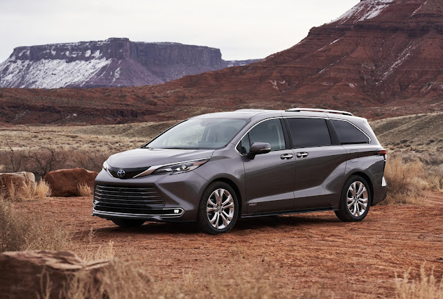 2022 Toyota Sienna Review