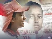 Gloria, Status Mengubah Mimpinya Mengibarkan Merah Putih Tapi Merah Putih Berkibar di Dalam Hatinya