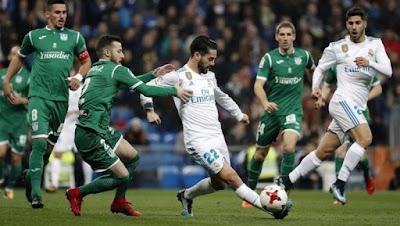 مشاهدة مباراة ريال مدريد وليجانيس بث مباشر اليوم 30-10-2019 في الدوري الاسباني