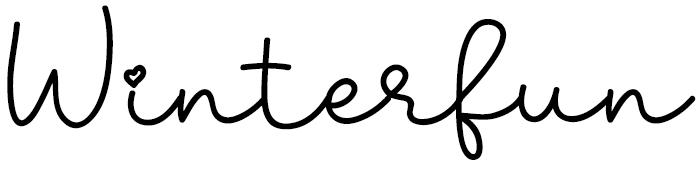 Winterfun Font