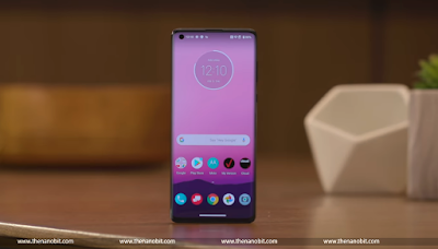 Motorola Edge Plus: Flagship