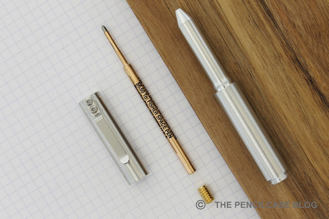 Pen review: The Schon DSGN Clip pen