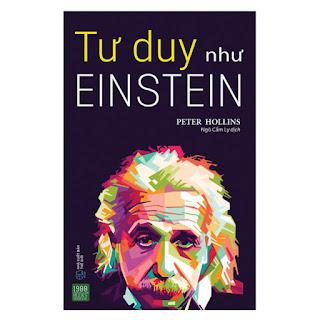 Tư Duy Như Einstein ebook PDF-EPUB-AWZ3-PRC-MOBI