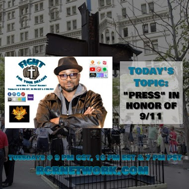 """""""PRESS"""" IN HONOR OF 9/11"""