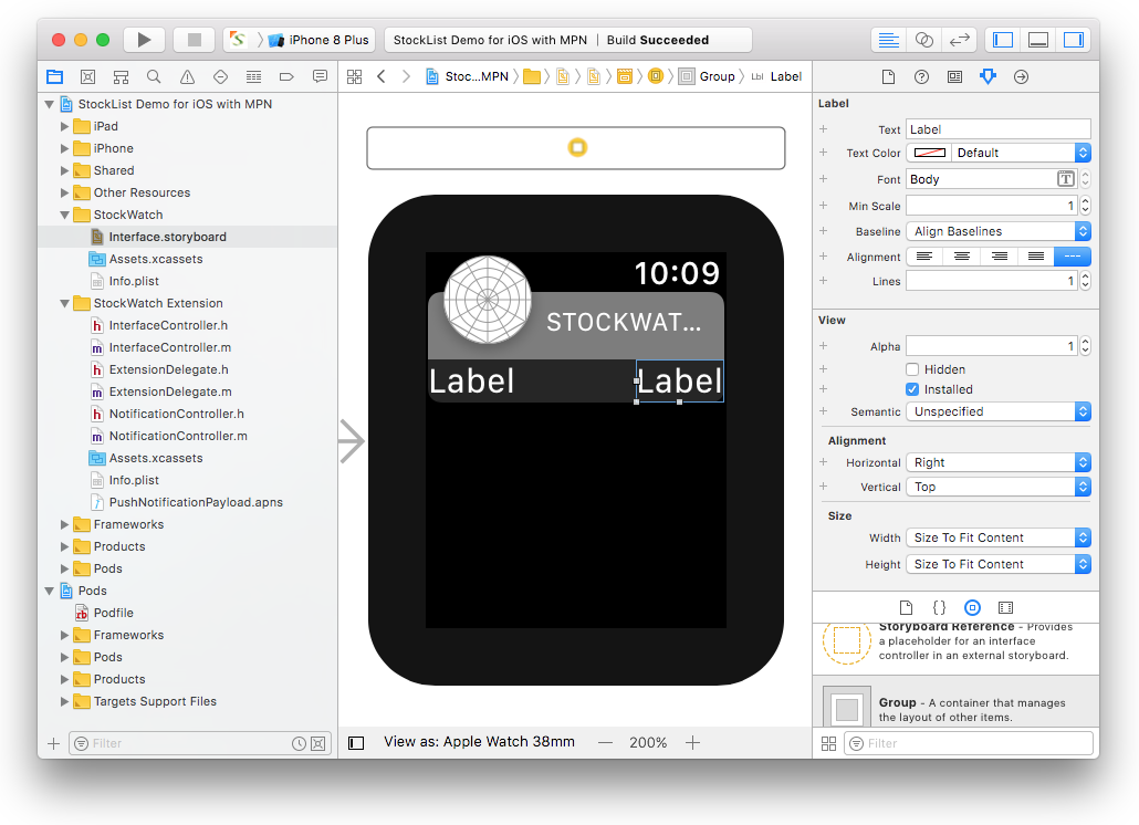 The Lightstreamer Blog: New watchOS SDK Now Available