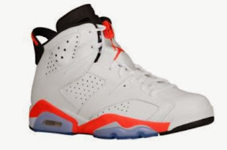buy online 568f1 bd9cc Good news, there is a restock on the Air Jordan 6 White Infrared Retro  Sneaker HERE! Watch a detailed video review from Dj Delz after the jump.