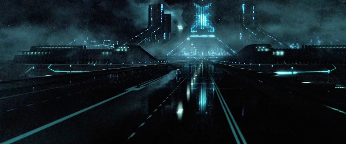 Tron Legacy City