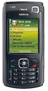 Harga Nokia N70
