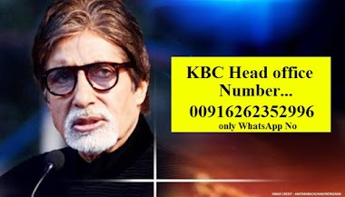 KBC head office number Mumbai 6262352996