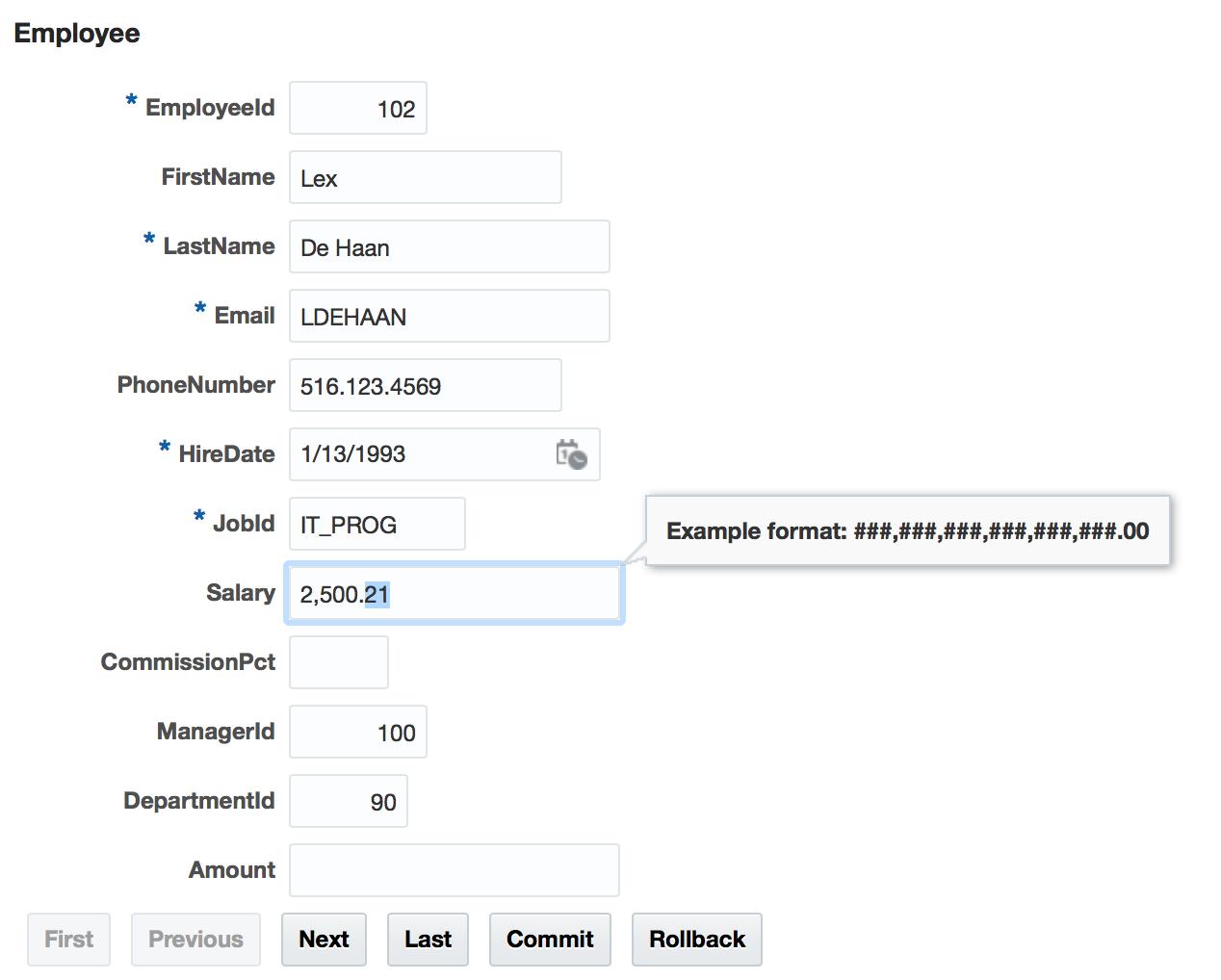 Andrejus Baranovskis Blog: Generic BigDecimal Formatter in ADF 12 2 1 1