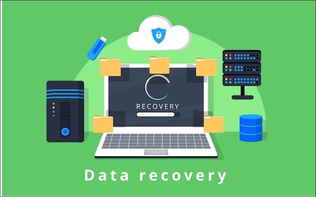 Aplikasi recovery data PC