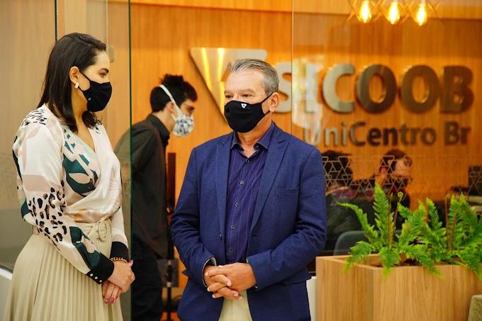 Nova Marca agora é Sicoob UniCentro BR