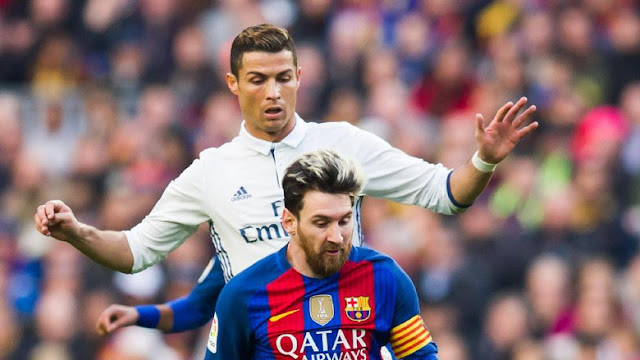 Messi Dan Ronaldo Disebut-sebut Sebagai Pemain Sepakbola Paling Hebat