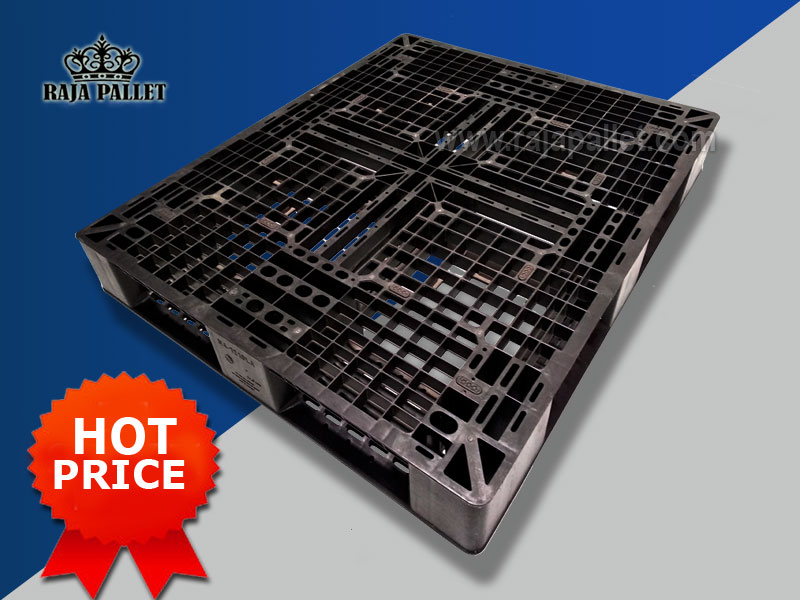 Pallet Plastik 1200x1000x150 | Spesifikasi & Harga