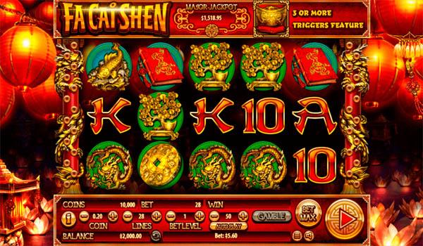 Main Gratis Slot Indonesia - Fa Cai Shen Habanero