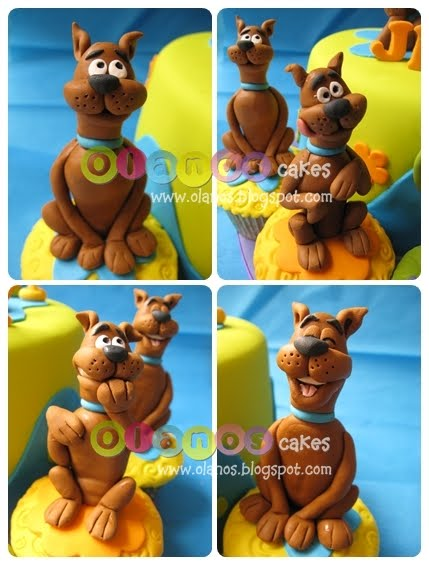 Buzz Bee Cake Toppers