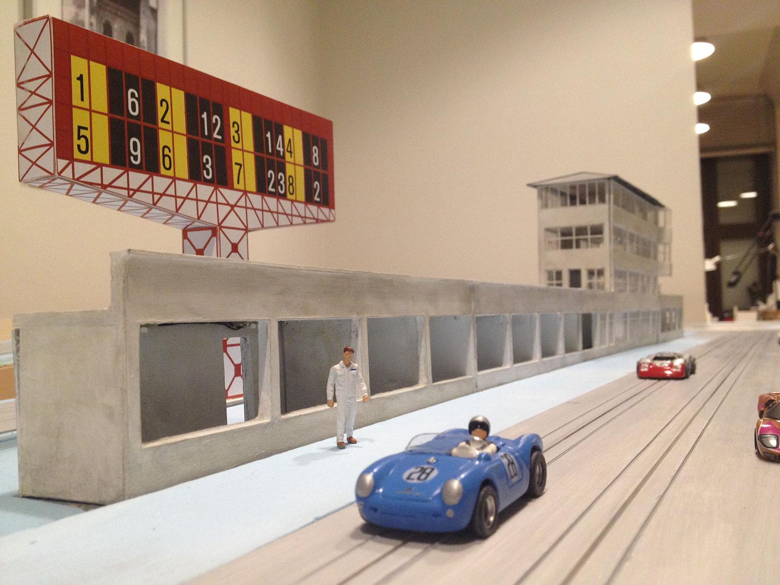 reims 64 custom ho slot car racetrack circuit reims gueux circuit de reims gueux vorbild. Black Bedroom Furniture Sets. Home Design Ideas