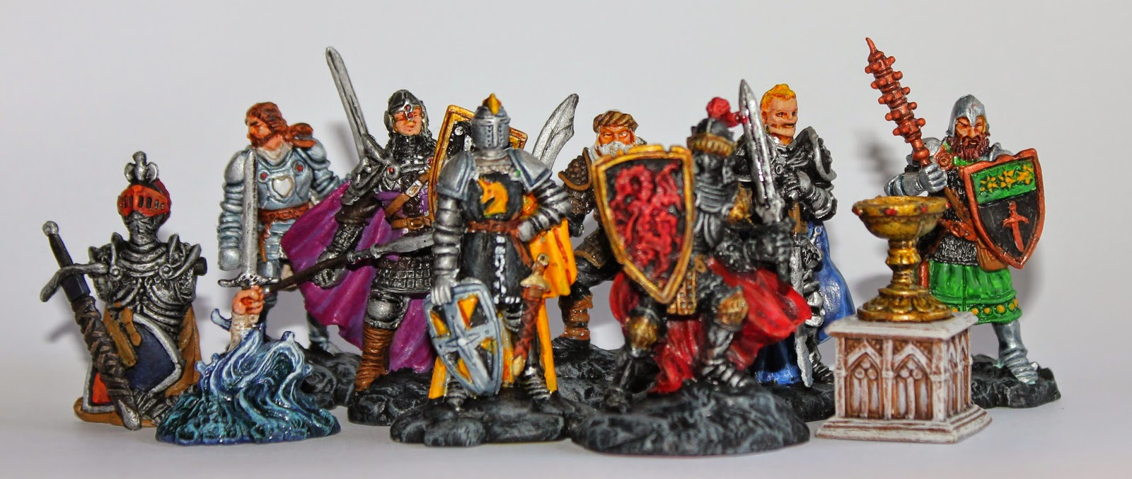 Painted Knight Miniatures
