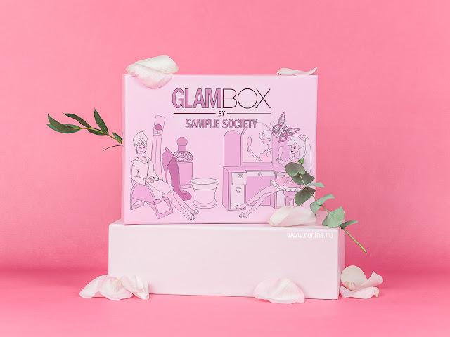 GlamBox февраль: наполнение, отзывы, фото