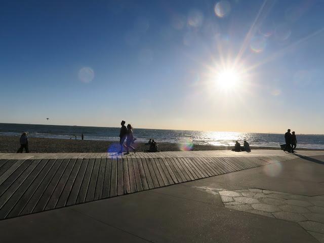 St Kilda's beach, Melbourne