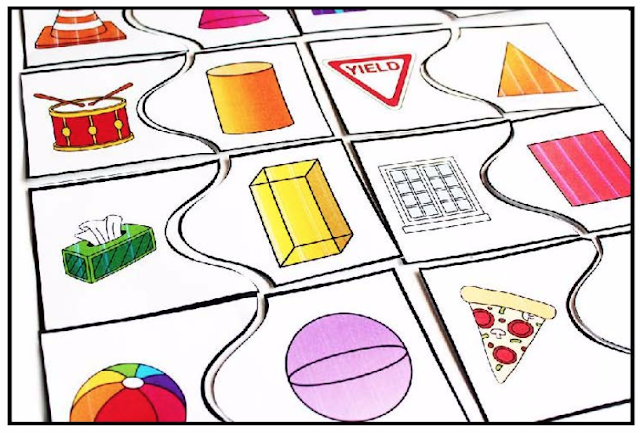 Kindergarten Math Centers - Covers ALL Common Core Standards