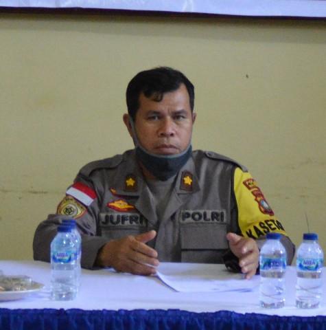 13 Orang Putra-Putri Natuna memenuhi Syarat Untuk Mengikuti Calon Bintara Polisi