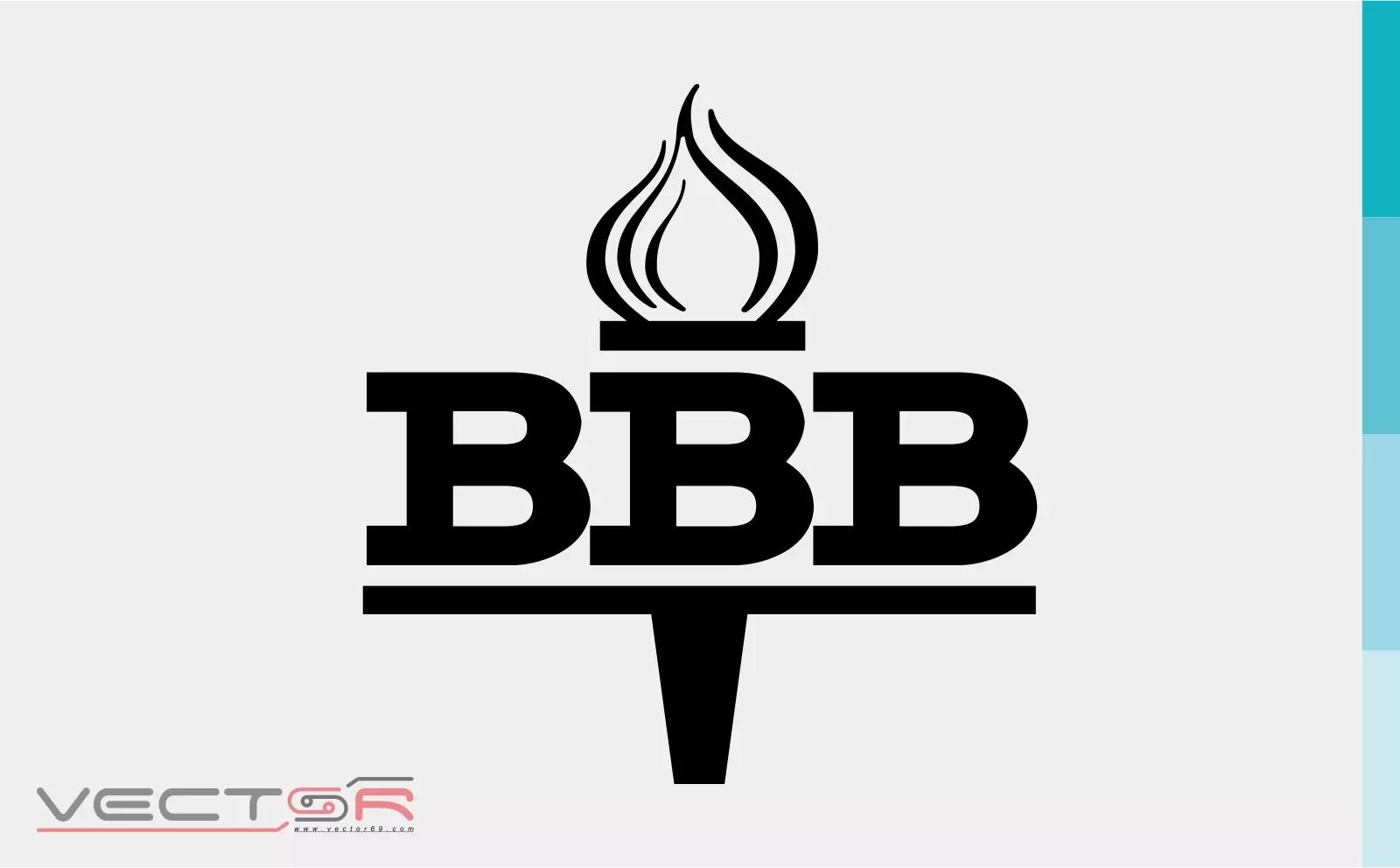 BBB - Better Business Bureau (1965) Logo - Download Vector File SVG (Scalable Vector Graphics)